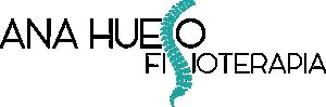 Clínica Ana Hueso Fisioterapia Logo